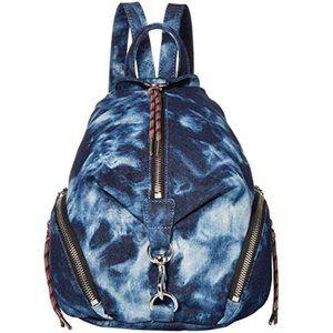 Rebecca Minkoff Medium Denim Backpack